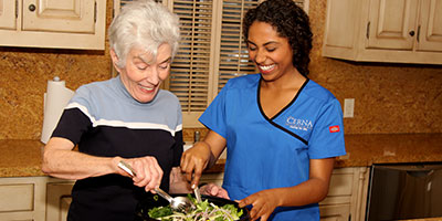 Live In Care - Cerna Home Care